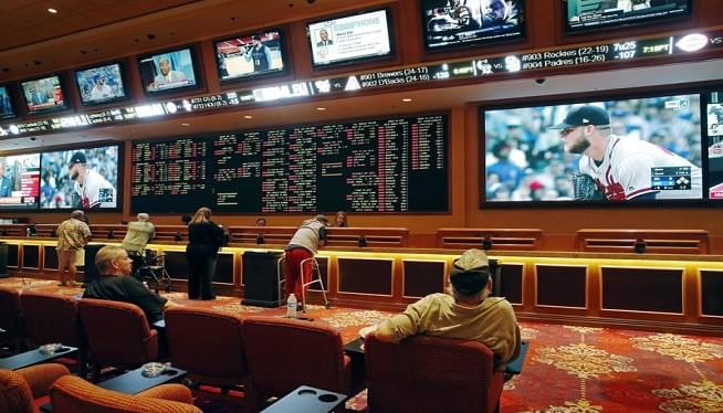 New Jersey Takes In $40.6 Million In Sports Bets In July
