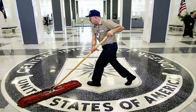 Former CIA Employee Accused Of Leaking Classified Information