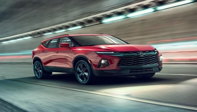 GM is Bringing Back the Chevy Blazer, an SUV Classic