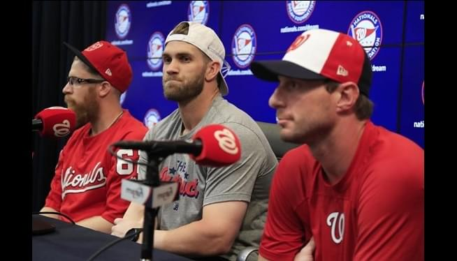 Three Nationals Chosen To Play In DC's All-Star Game | 105 9 FM