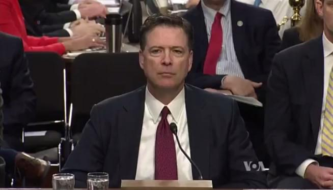 Lifelong Republican Comey Urges America To Vote Democrat This Fall