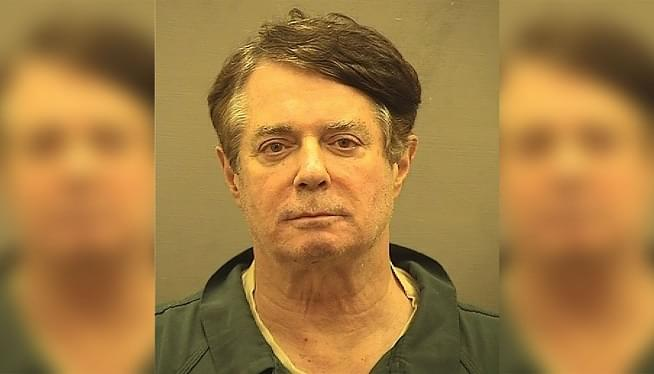 Manafort Appears in Court in Wheelchair, to be Sentenced in February