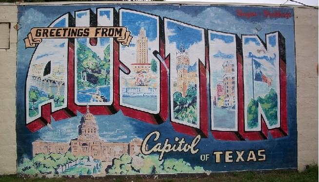 Report Suggests Considering Renaming Texas' State Capital City