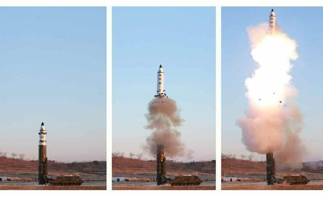 REPORT:  North Korea May Be Building New Nuclear Missiles