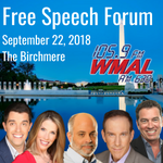 WMAL Free Speech Forum!