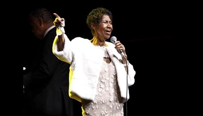 Aretha Franklin Is Seriously Ill