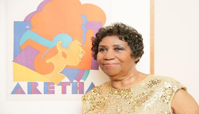 Aretha Franklin's Portrait To Be On Display At National Portrait Gallery