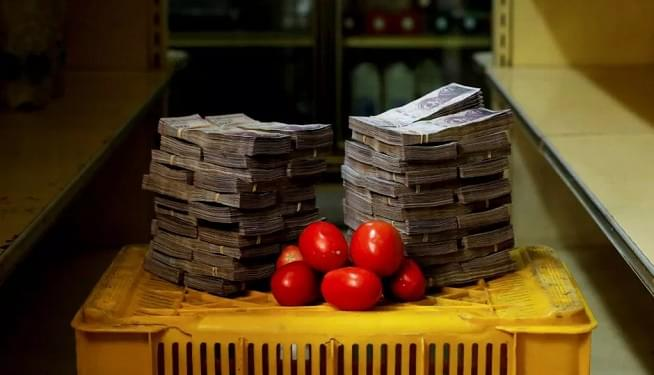 Venezuelans Are Paying 5,000,000 Bolivars For Tomatoes Because….Socialism