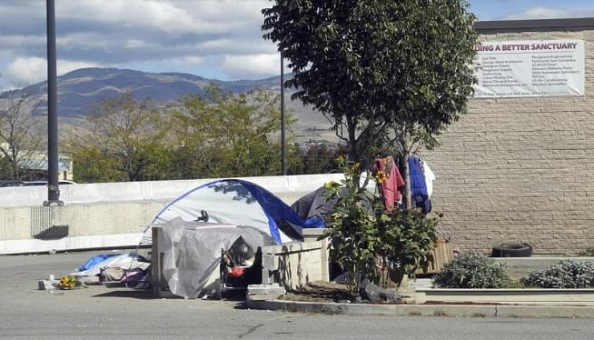 Court: Cities Can't Prosecute People For Sleeping On Streets