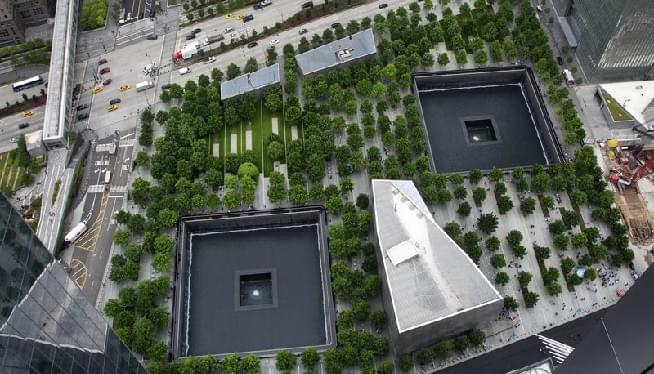 September 11th Remembered With Somber Tributes, New Monument To Victims