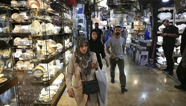 With U.S. Sanctions In Place, Iran Turns To China For Help