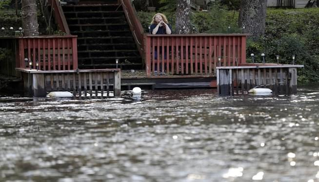 S. Carolina Town Worries Plan To Save Road Will Flood Homes