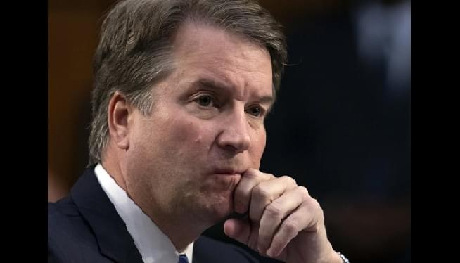 Allegations Against Kavanaugh Pose Test For #MeToo Movement