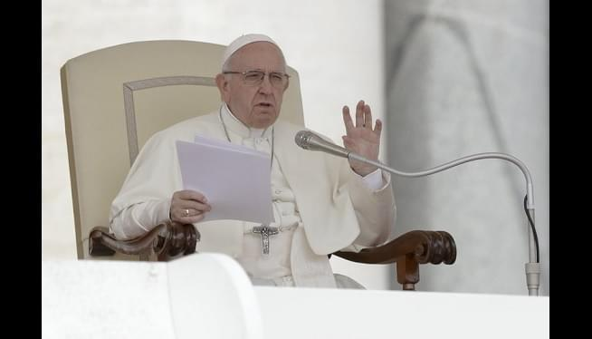 Pope Lets More Bishops Go As Part Of Chile Sex Abuse Fallout