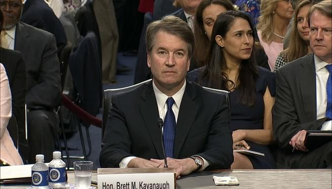 New Allegations Emerge Against Kavanaugh; Sent To Senate Committee