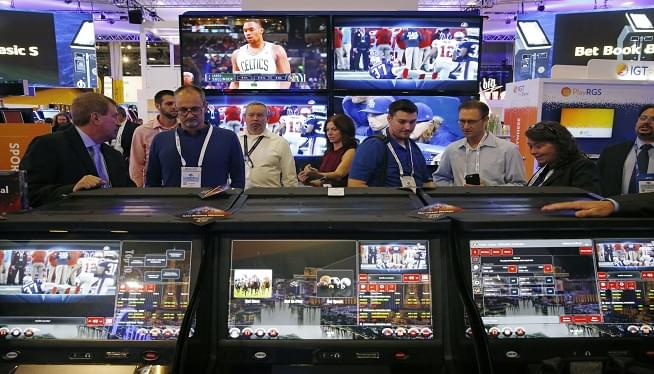 D.C. Considering Legalizing Sports Betting