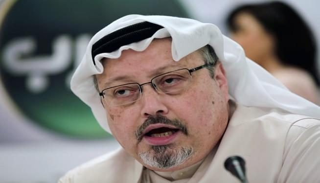 Saudis Confirming Death of Jamal Khashoggi