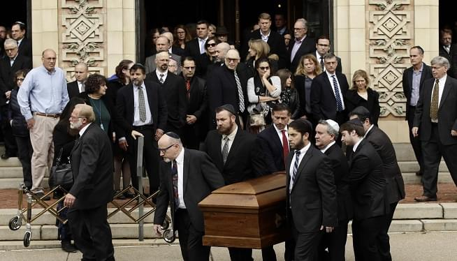 Funerals Underway After 11 Slain at Pittsburgh Synagogue