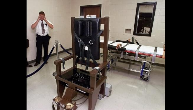Death Row Inmate Dies In Electric Chair With Final Words 'Let's Rock'
