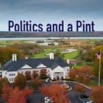 Politics and a pint Trump National SQUARE coverdroneshot-1