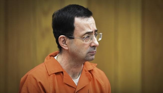 51 Women Sue USOC For Failing To Stop Nassar Abuse