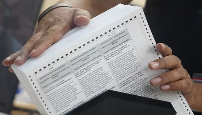 Federal Judge Allows Florida Voters More Time To Fix Signature Problems