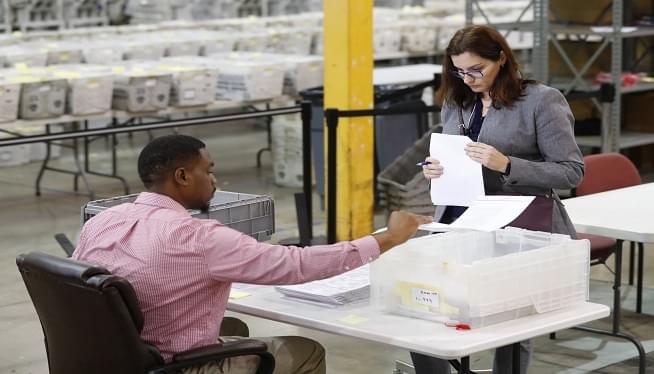 Manual Recount Ordered for Florida Senate Race