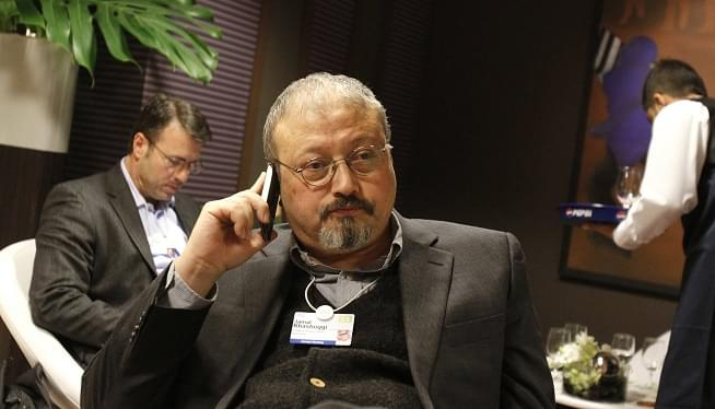 Transcript Reveals Khashoggi's Final Words Were 'I Can't Breathe'