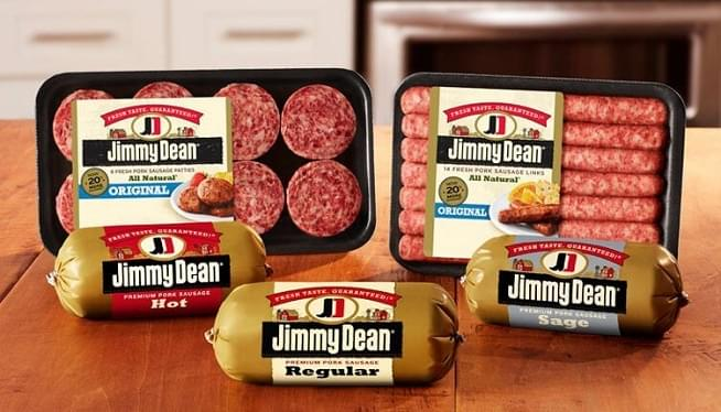 Jimmy Dean Sausage Recalled Due to Metal Contamination
