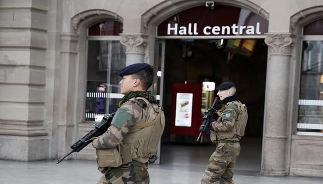 Germany Ups Border Controls After French Attack