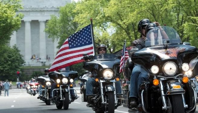 LISTEN: Rolling Thunder Ending Its Annual DC Ride After 32 Years