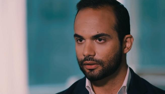 George Papadopoulos Says He'll Run for Congress in 2020