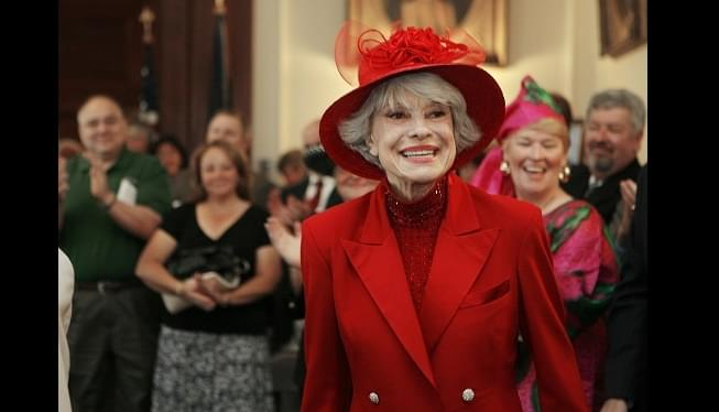 LISTEN: CAL THOMAS Remembers His Friend Carol Channing
