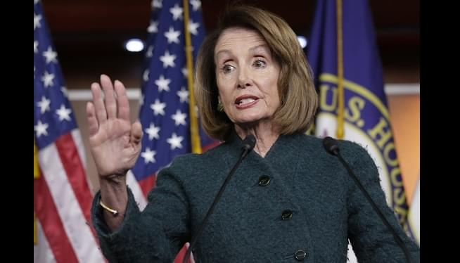 Nancy Pelosi: 'I'm not for impeachment,' says President Trump is 'not worth it'