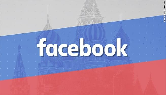Facebook Removes Hundreds Of Bogus News Pages Run By Russia