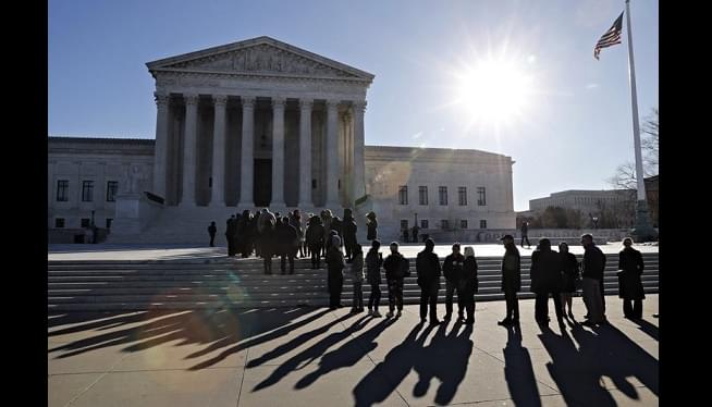 Supreme Court Set For Case On Racial Bias In Jury Selection