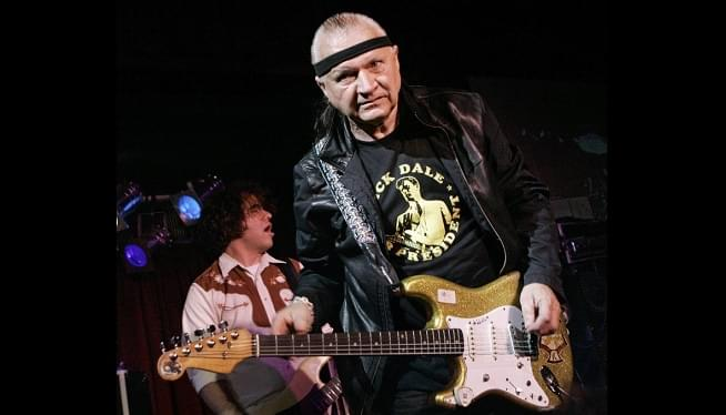 Dick Dale, King Of Surf Guitar, 'Miserlou' Composer, Is Dead