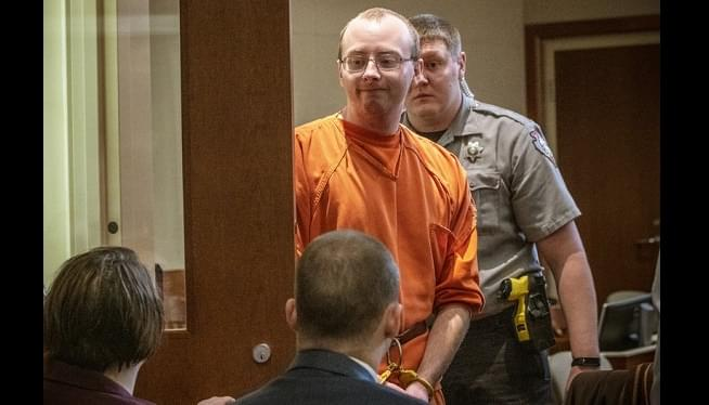 Wisconsin Man Gets Life In Prison In Jayme Closs Case