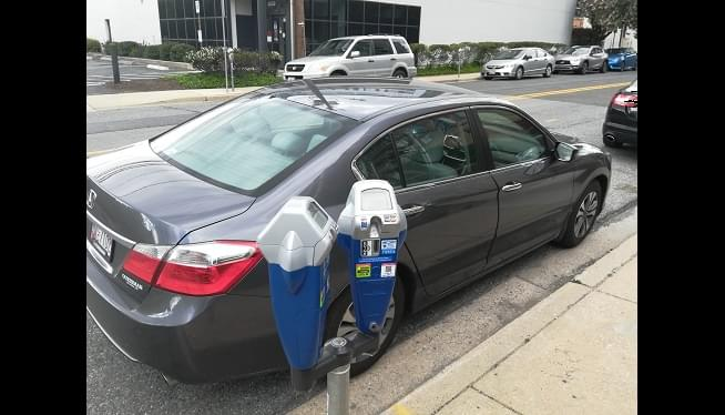 MoCo Explores Parking Meter Price Hikes In Downtown Bethesda