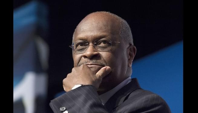 Trump Says Cain Withdraws From Consideration For Fed Seat