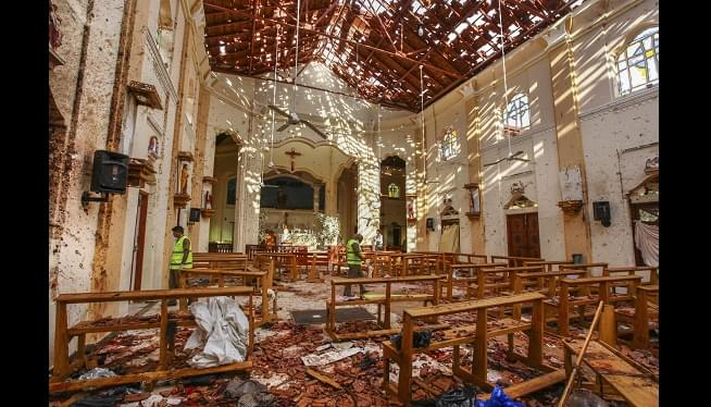 Sri Lanka Victims: Citizens Of At Least 12 Countries Killed