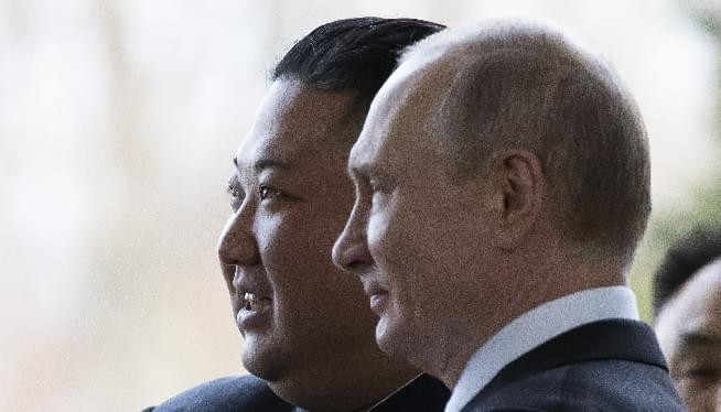 Putin:  North Korea Ready To Denuclearize – With Conditions