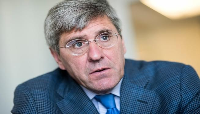 President Trump's Fed choice Stephen Moore Withdraws