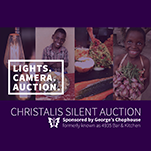 Lights.Camera.Auction hosted by the local nonprofit Christalis