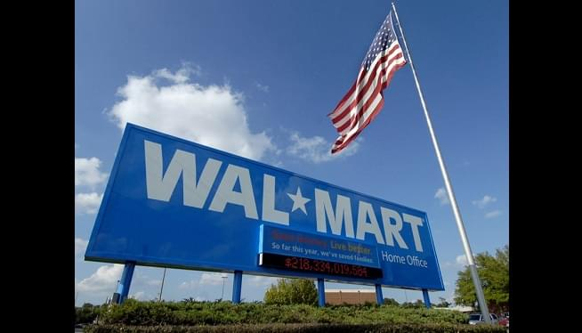 85695e48a Walmart warns that higher tariffs will mean higher prices | 105.9 FM ...