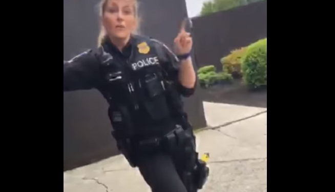 WATCH: Lots Of Questions After Video Records MoCo Police Officer Using N-Word When Interacting With Black Men