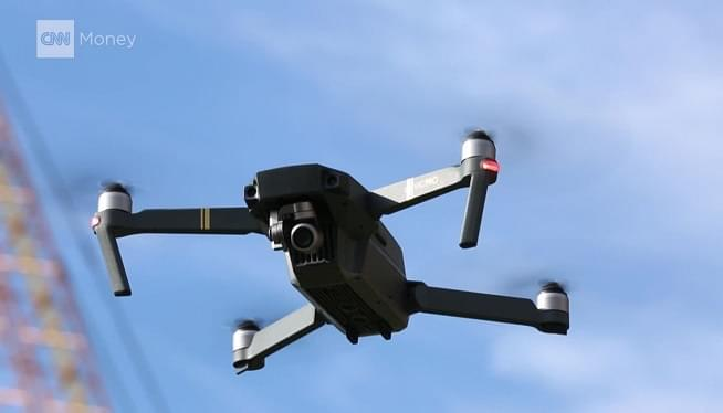 DHS Warns of 'Strong Concerns' that Chinese-Made Drones are Stealing Data