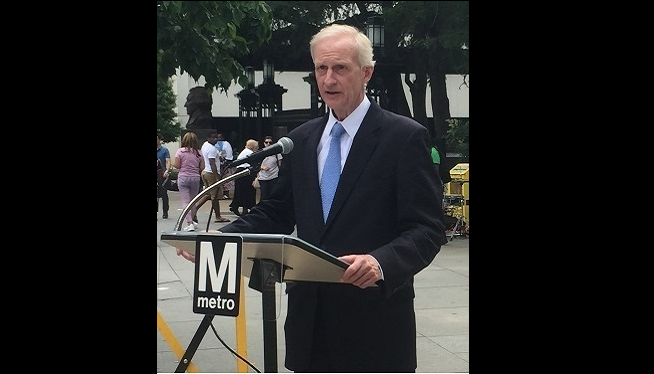 D.C. Council chair announces investigation into embattled council member Jack Evans hours after FBI raids Evans' home