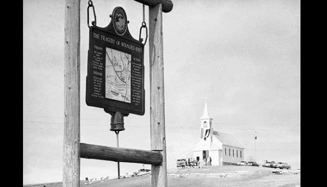 Lawmakers Seek To Revoke Wounded Knee Medals For US Soldiers