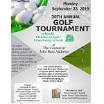 30th Annual Golf Tournament to benefit Christmas in April